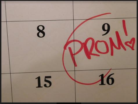 Seniors Celebrate Prom